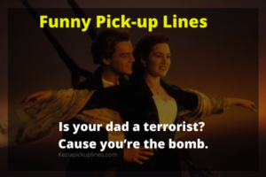 laughing funny pick up lines for girls and guys