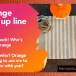 |49+| Best Orange Pick up Lines (Cute, Funny Orange Fruit Jokes)